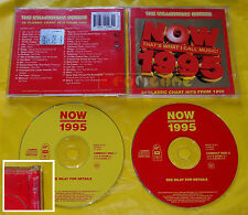 The Millennium Series NOW 1995 THAT'S WHAT I CALL MUSIC - 2 CD - Various Artists