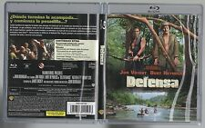 DELIVERANCE 1972 Film BLU-RAY DISC John Boorman Jon Voight Burt Reynolds Defensa
