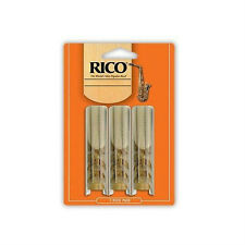 Tenor saxophone  reed  reeds Rico pack of 3 gauge 2