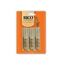 Saxofón Tenor Reed Cañas Rico Pack De 3 Calibre 2