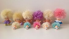 Lot of 11 Vintage 1997 Koosh Babies Kooshie Koos