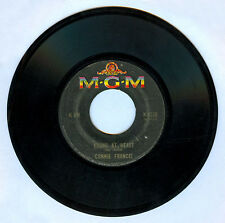 Philippines CONNIE FRANCIS Young At Heart 45 rpm Record