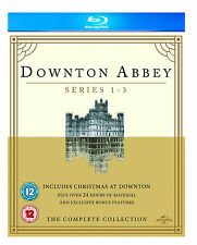 Downton Abbey Series 1- 3/Christmas at Downton Abbey 2011 BNIB & Factory Sealed