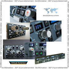 VIRTUAL AVIONICS - MCP 737 - R + EFIS
