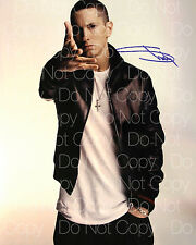 Eminem signed Slim Shady Mathers 8X10 photo picture poster autograph RP 2