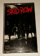 Skid Row by Skid Row (Cassette, Jan-1989, Atlantic (Label))
