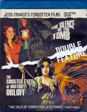 Silence of the Tomb & the Sinister Eyes of Doctor Orloff  Jess Franco Blu-Ray