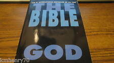 The Bible God International Bible Society NIVCC014 Free Shipping