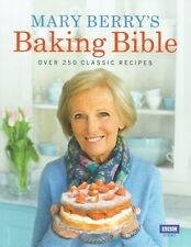 Mary Berry's Baking Bible - Over 250 Classic Recipes NEW Hardback