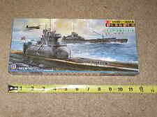 NEW Pit-Road/SKYWAVE 1/700 Japanese WW2 I-13 & I-14 Aircraft-Carrying Submarines