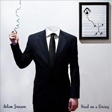 ADAM JENSEN / 2013 HEAD ON A STRING 5 SONG EP CD ALBUM SEALED NEW SEALED