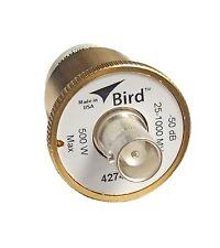 New Bird 4274-025 Sampler Element 500w 25-1000 MHz
