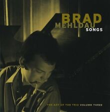 Brad Mehldau - Songs - the Art of the Trio JORGE ROSSY LARRY GRENADIER Neu
