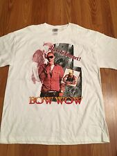 LIL BOW WOW CONCERT T SHIRT Ray J Tour Shirt Two Side Rare 2008 2009