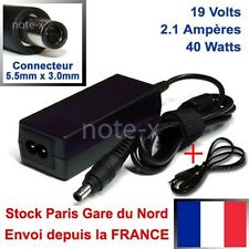 chargeur alimentation  POUR SAMSUNG NP-N140  NP-N150  19V 2.1A