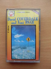 MC / Cassette    -   David Coverdale And Jimi Page
