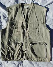 Banana Republic Vest Men's XL Outdoors Safari Beige