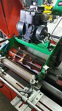 ## REEL SHARPENING AND BLADE RECESSING ##SCOTT BONNAR CYLINDER MOWER $100