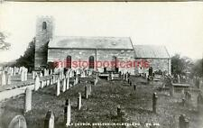 REAL PHOTOGRAPHIC POSTCARD OF SKELTON OLD CHURCH, NORTH YORKSHIRE, PHOENIX #574