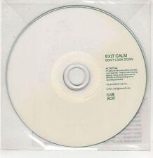 (GU42) Exit Calm, Don't Look Down - DJ CD