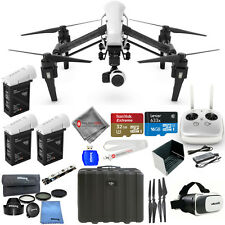 DJI Inspire 1 v2.0 Quadcopter w/ 4K Camera and 3-Axis Gimbal! 3 BATTERY PRO KIT!
