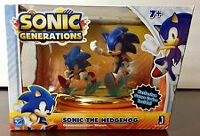 Sonic Generations Diorama Statue the Hedgehog Figure SEGA 20th Anniversary 2011
