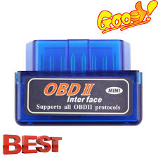 ELM327 OBD2 II Bluetooth Auto Car OBD2 Diagnostic Interface Scanner Tool UR