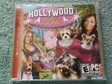 Hollywood Pets (PC CD-ROM 2006) UPC 9780545036801 Windows XP SP1 Or Greater