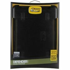 Genuine OTTERBOX Defender Case Cover For Samsung Galaxy TAB 4 10.1 - Black
