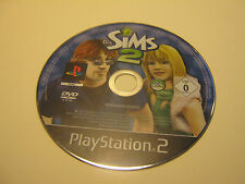die sims 2 ps2 game only
