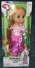 "Disney Animators' Collection 16"" Toddler Doll Princess Rapunzel Series 3 New!"