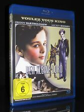 BLU-RAY DER KLEINE LORD (1938) - FREDDY BARTHOLOMEW + MICKEY ROONEY