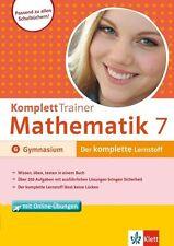 Komplett Trainer Mathematik 7. Klasse Gymnasium von Heinz Homrighausen und...