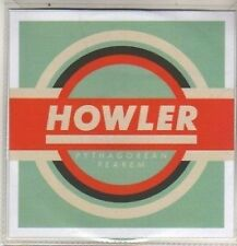 (DB775) Howler, Pythagorean Fearum - 2012 DJ CD