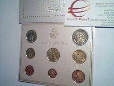 BU Siege Vacant Vatican 2005 8 pièces 3,88 euro Sede Vacante Vatikan Sedisvakanz