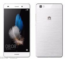 """Huawei P8 Lite White ALE-L02 (FACTORY UNLOCKED) 5.0"""" IPS,16GB, 2GB RAM,Dual Sim"""