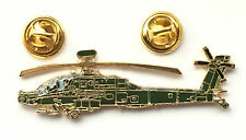 Boeing AH-64 Apache Helicopter Military Lapel Pin Badge *Official*