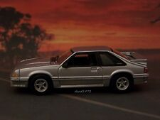 FOX BODY 1991 91 FORD MUSTANG GT 5.0 COLLECTIBLE MODEL - 1/64 SCALE DIORAMA