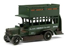 CORGI CS90611 London General Old Bill Bus British Army France World War 1