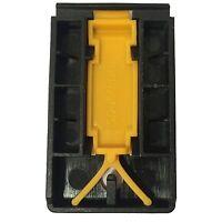 iSpace Stanley Part 1603Y-1 Top Plastic Insert. Sliding wardrobe door spares