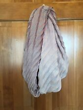 COLLECTION 18 Infinity Scarf - MAPLE SUGAR browns - New!