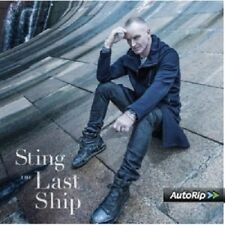 STING - THE LAST SHIP  VINYL LP NEU