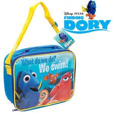 FINDING DORY NEMO DISNEY PIXAR childrens déjeuner sac boîte à déjeuner cool sac isotherme