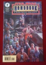 Star Wars Handbook Volume One: X-Wing Rogue Squadron - Comic - Rogue One Hot!