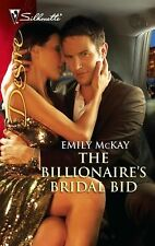 G, The Billionaire's Bridal Bid, Emily McKay, 0373730640, Book