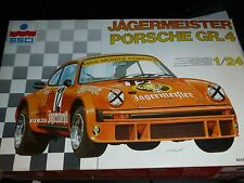 ESCI 1/24 JAGERMEISTER PORSCHE GR.4 KIT #3004 MODEL CAR MOUNTAIN