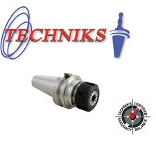 Techniks BT40 ER40 Collet Chuck 80mm Long  AT3 Ground 16183