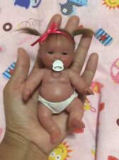 Reborn baby tiny , 5 inches, berenguer doll