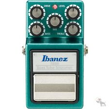 Ibanez TS9B Bass Tube Screamer Overdrive Vintage Fuzz Guitar Effect FX Pedal