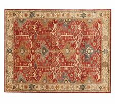 Pottery Barn channing Persian 10' X 14' wool area area rugs